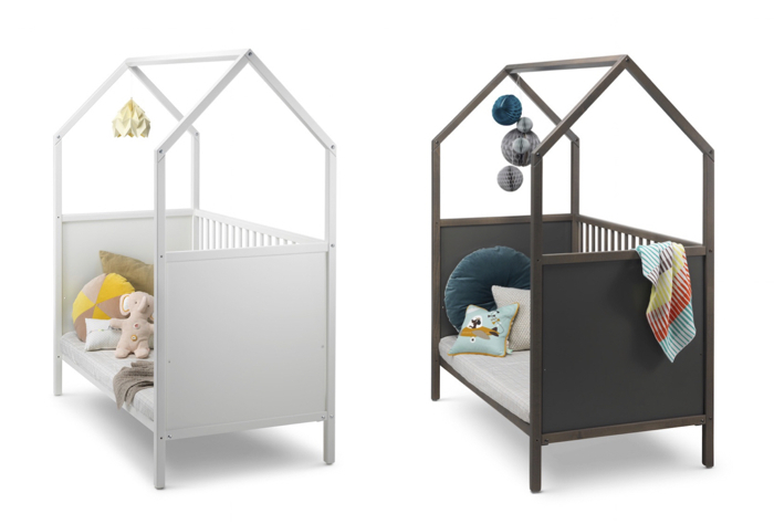 Stokke home new collection child bed in house shape