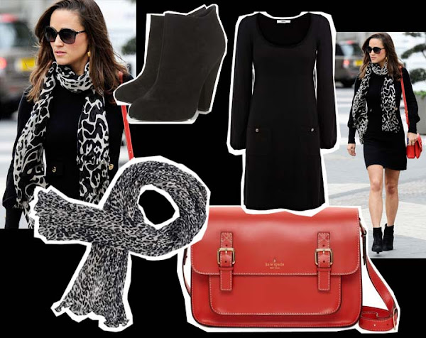 Get the Look Pippa Middleton