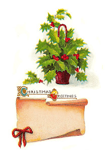 Christmas Printable Greeting Design