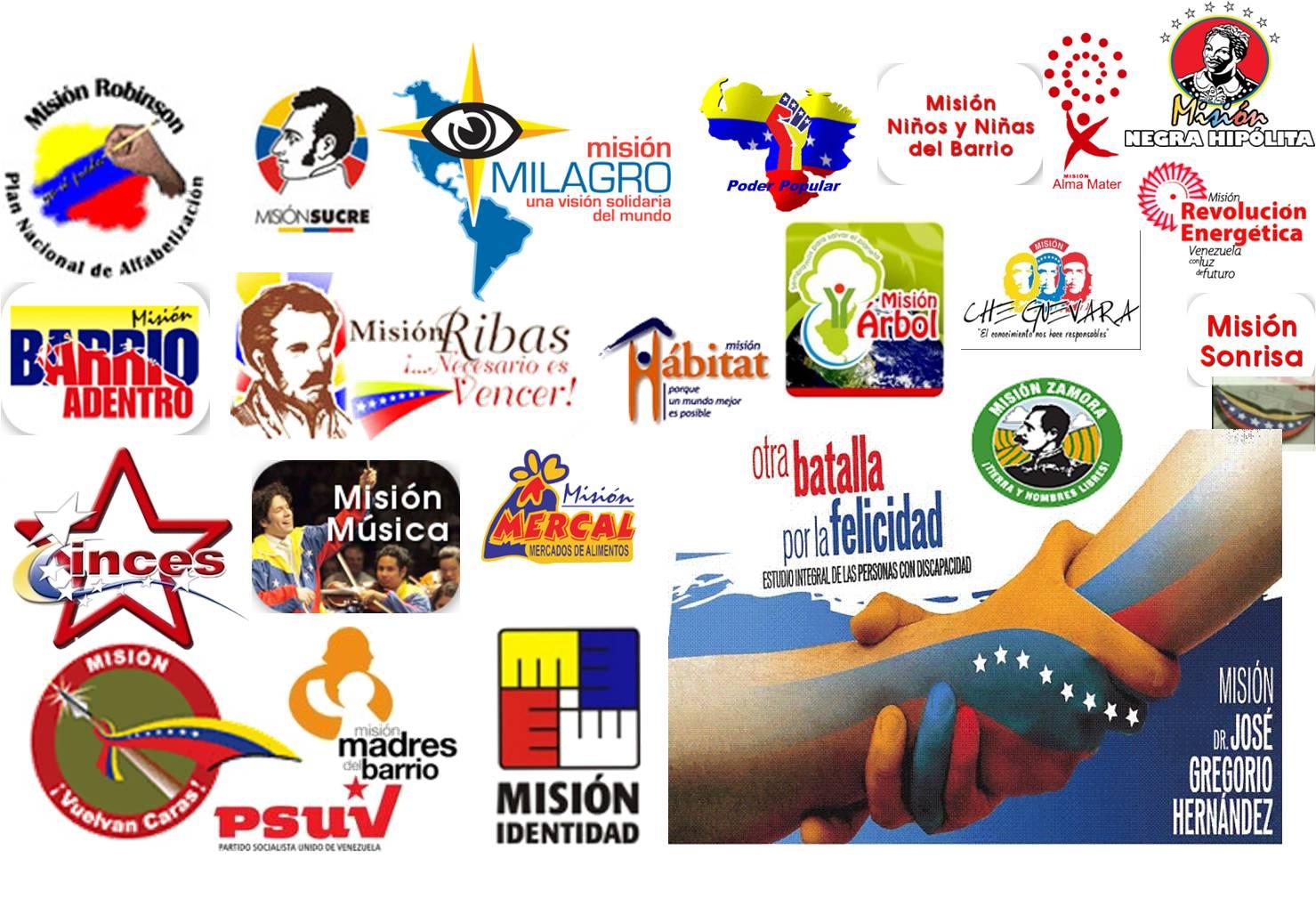 Cuales son los logros de la revolucion bolivariana