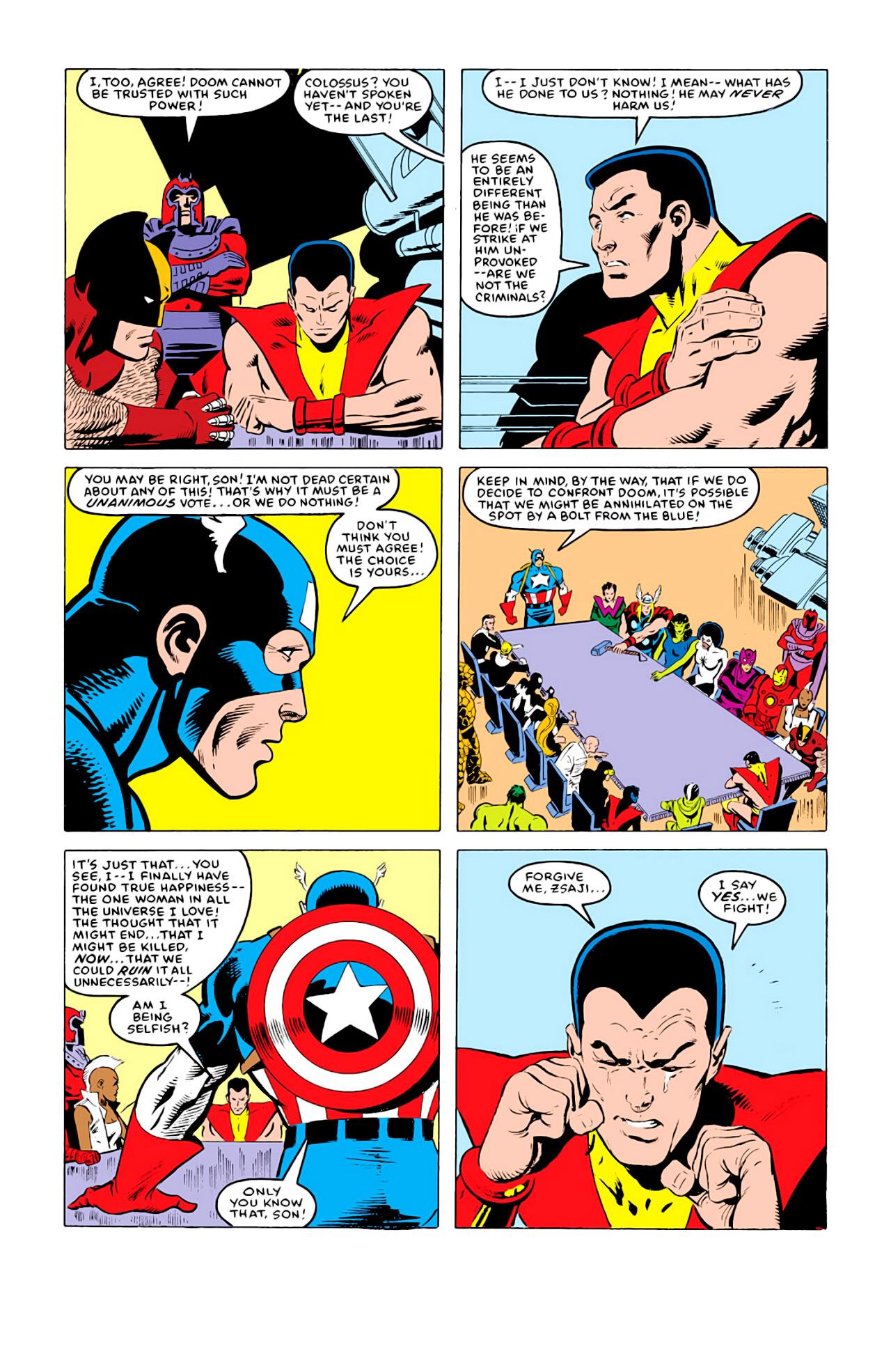 Captain America (1968) Issue #292l #219 - English 26