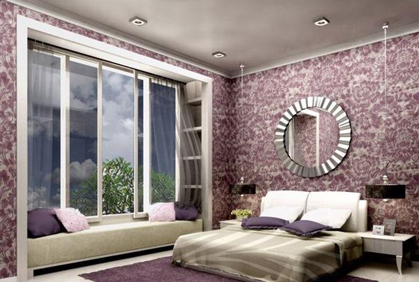 Aneka inspirasi Tempat Tidur Bundar Minimalis 2015 yang menawan