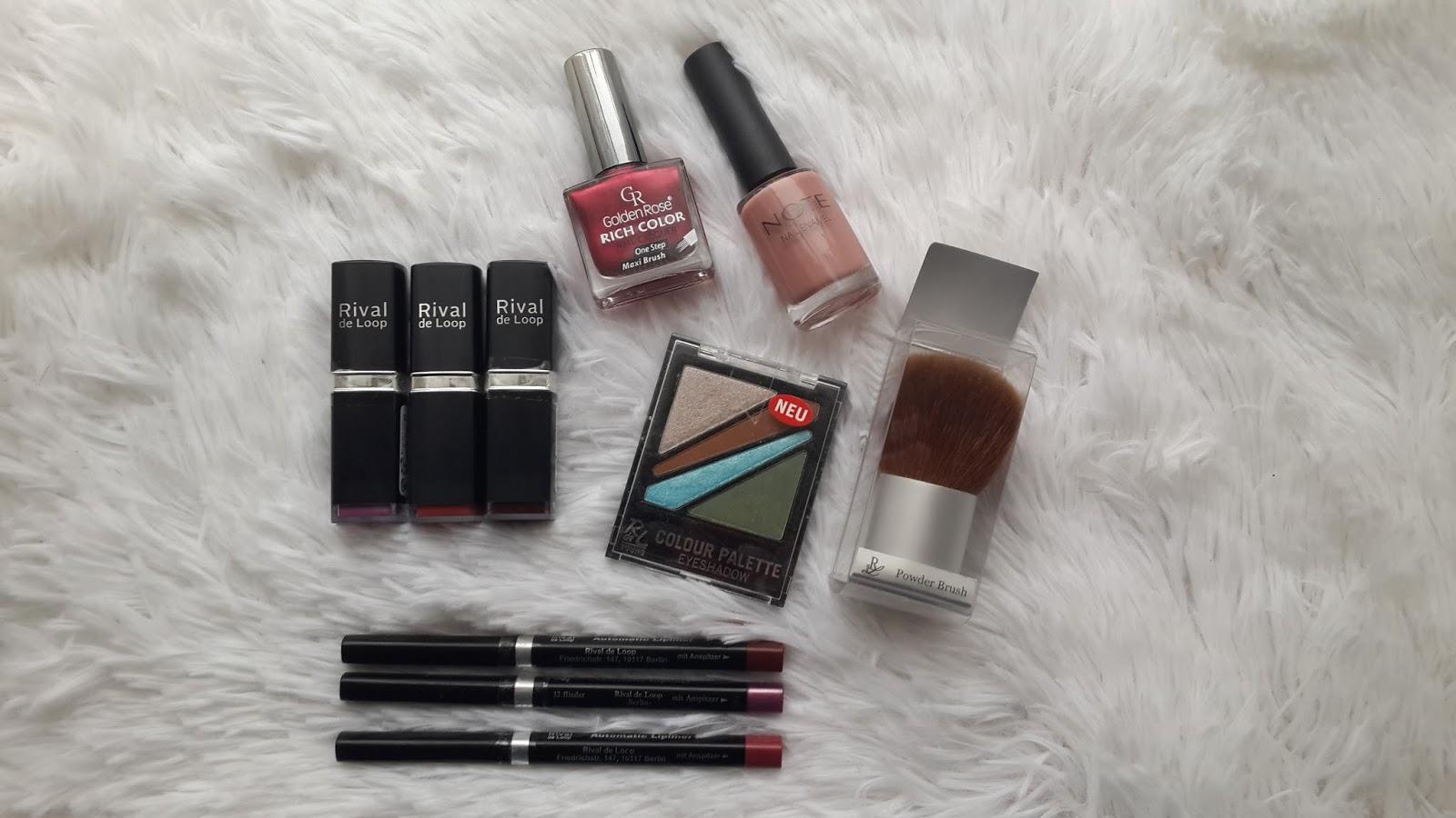Rosamann,shopping,alışveriş,makyaj
