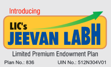 Benefits of LIC Jeevan Labh