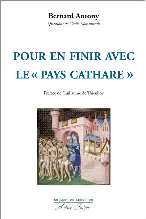 Vient de paraître: Pour en finir avec le pays Cathare
