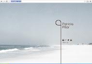Site Oficial - Patrícia Pillar