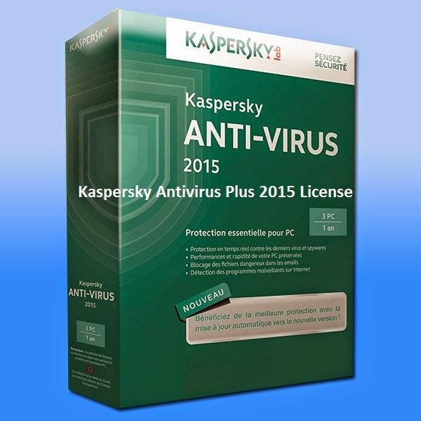 kaspersky antivirus 2015 activation code crack