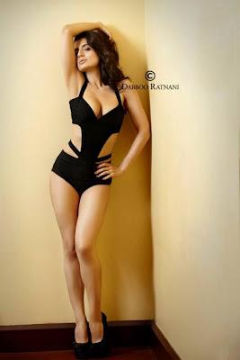 Sneak Peek of Hot Ameesha Patel's Maxim Full shoots