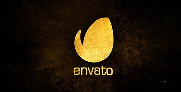After Effects Template - Particles Gold Logo - Gosharemore | After