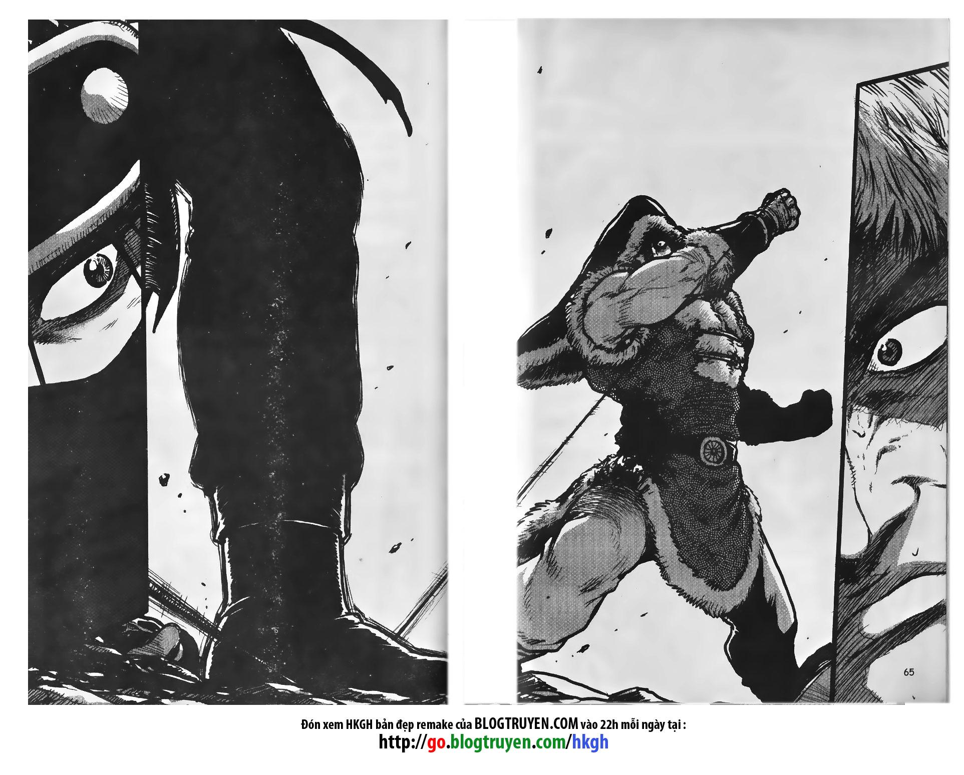 Hiệp Khách Giang Hồ - Hiệp Khách Giang Hồ Chap 367 - Pic 6