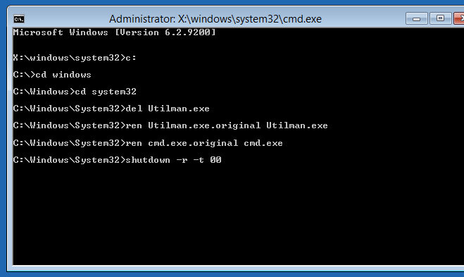 C windows system32 cmdexe видео