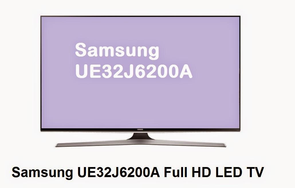 Samsung UE32J6200A Full HD LED TV