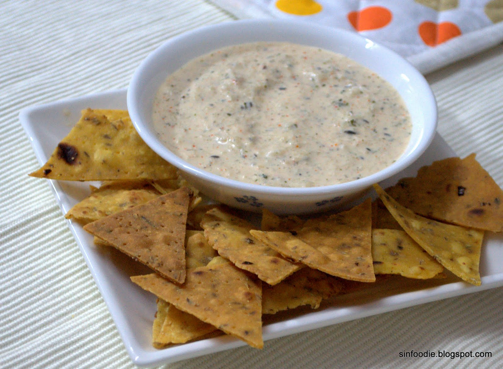 ... : For the love of Cooking: Homemade Tortilla Chips from Scratch