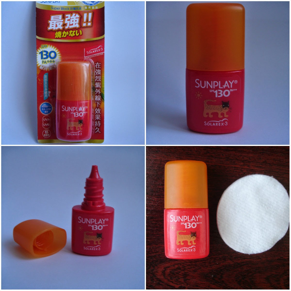 Mentholatum Sunplay Super Block Spf130
