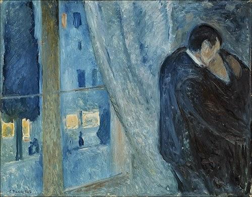 Arte semplice e poi il bacio per l 39 arte una meravigliosa magia che affascina sempre - Quadri con finestre ...