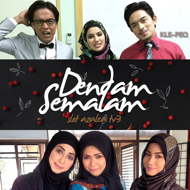 Drama Dendam Semalam Slot Azalea TV3