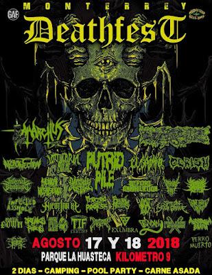 Deathfest Monterrey