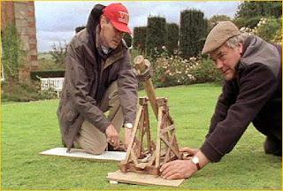 PBS Nova builds a medieval trebuchet