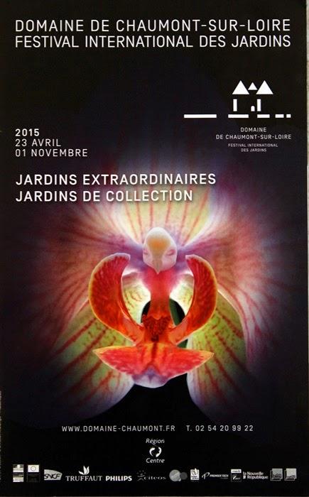 Domaine de Chaumont-sur-Loire Festival International des Jardins 2015