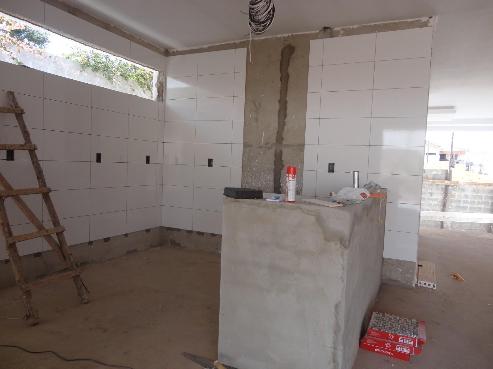 nossa casa nosso sonho : balcão da cozinha e revestimento e gesso #49392F 1600 1200