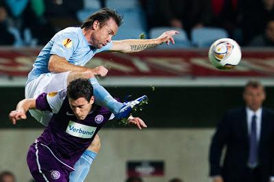 Malmo FF 1 - 2 Austria Vienna (1)