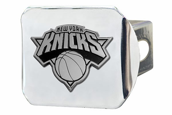 New York Knicks NBA Trailer Hitch Cover
