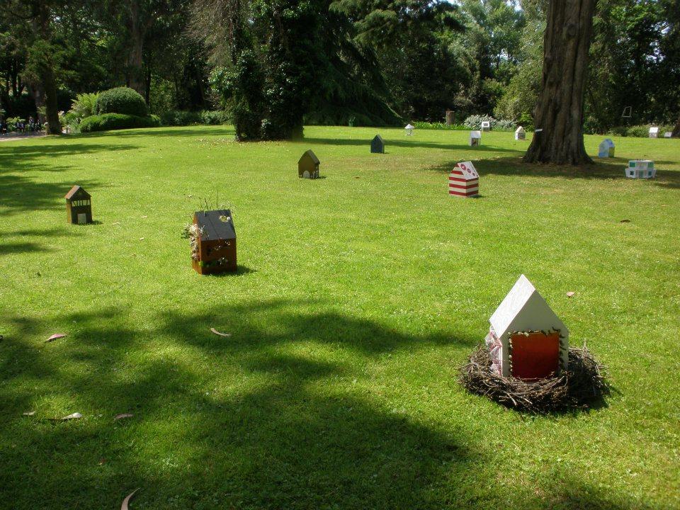 Ahdime entornos triviales exposici n jard n bot nico for Jardin urbano gijon