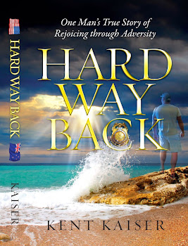 6/15 Spotlight on HARD WAY BACK by KENT KAISER