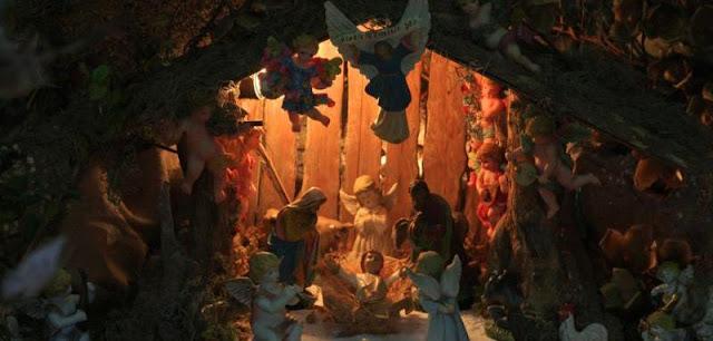 Os Presépios de Santa Luzia, a Representação Fiel do Nascimento de Cristo!