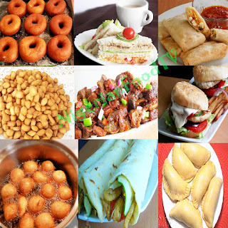 Nigerian Snacks, NIGERIAN FOOD RECIPES, nigerian food tv, Nigerian Snacks Recipes