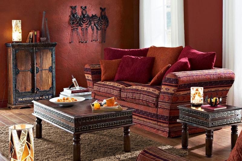 Salon marocaine moderne: Salon marocain Lyon pour décoration orientale