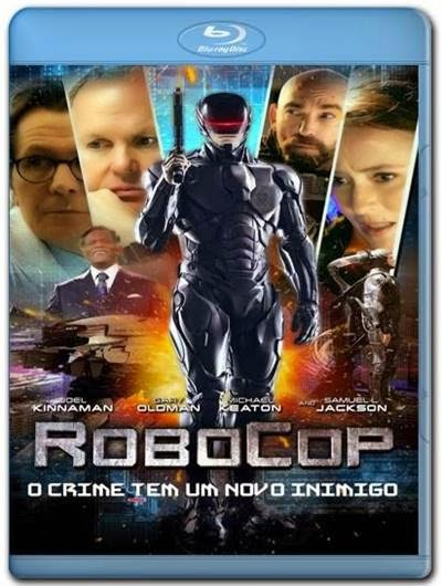 Robocop AVI BDRip Dual Audio + BRRip + Bluray 720p e 1080p