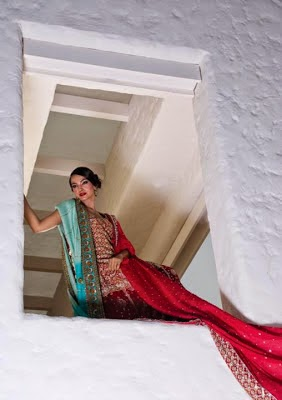 Pakistani Fashion Designer Nauratan's Bridal Collection