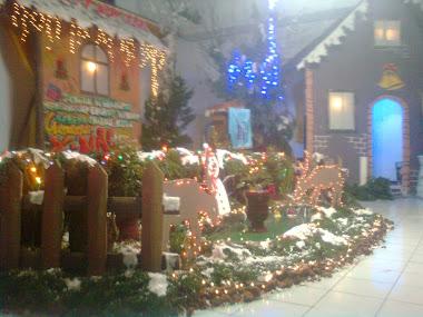dekorasi natal gereja