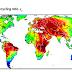 Minder verdamping in Oost-Afrika leidt tot droogte in West-Afrika