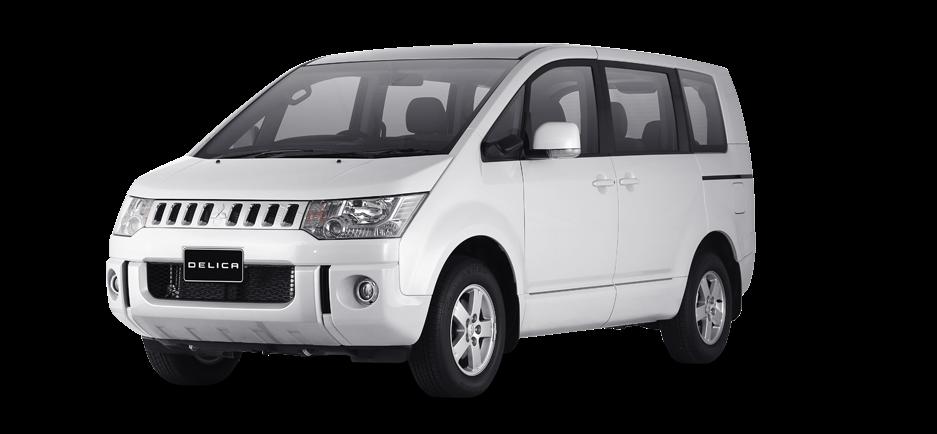 Spesifikasi Mitsubishi Delica