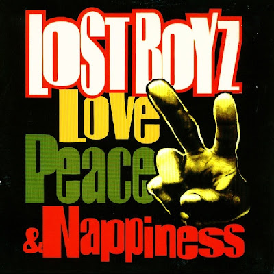 Lost Boyz – Love Peace & Nappiness (CDM) (1997) (320 kbps)