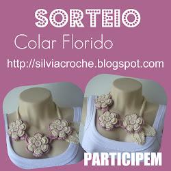 Sorteio Colar Florido - 29/02/12