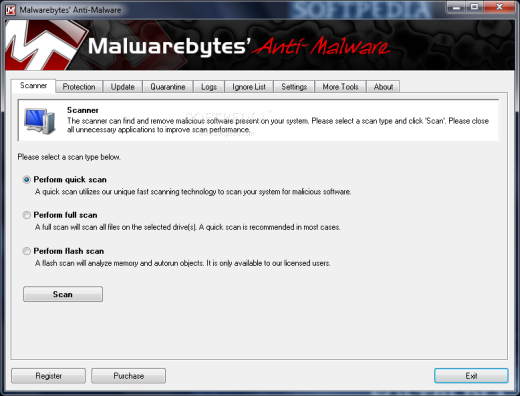 MalwareBytes Anti Malware v1.51.0.1200 with Serial