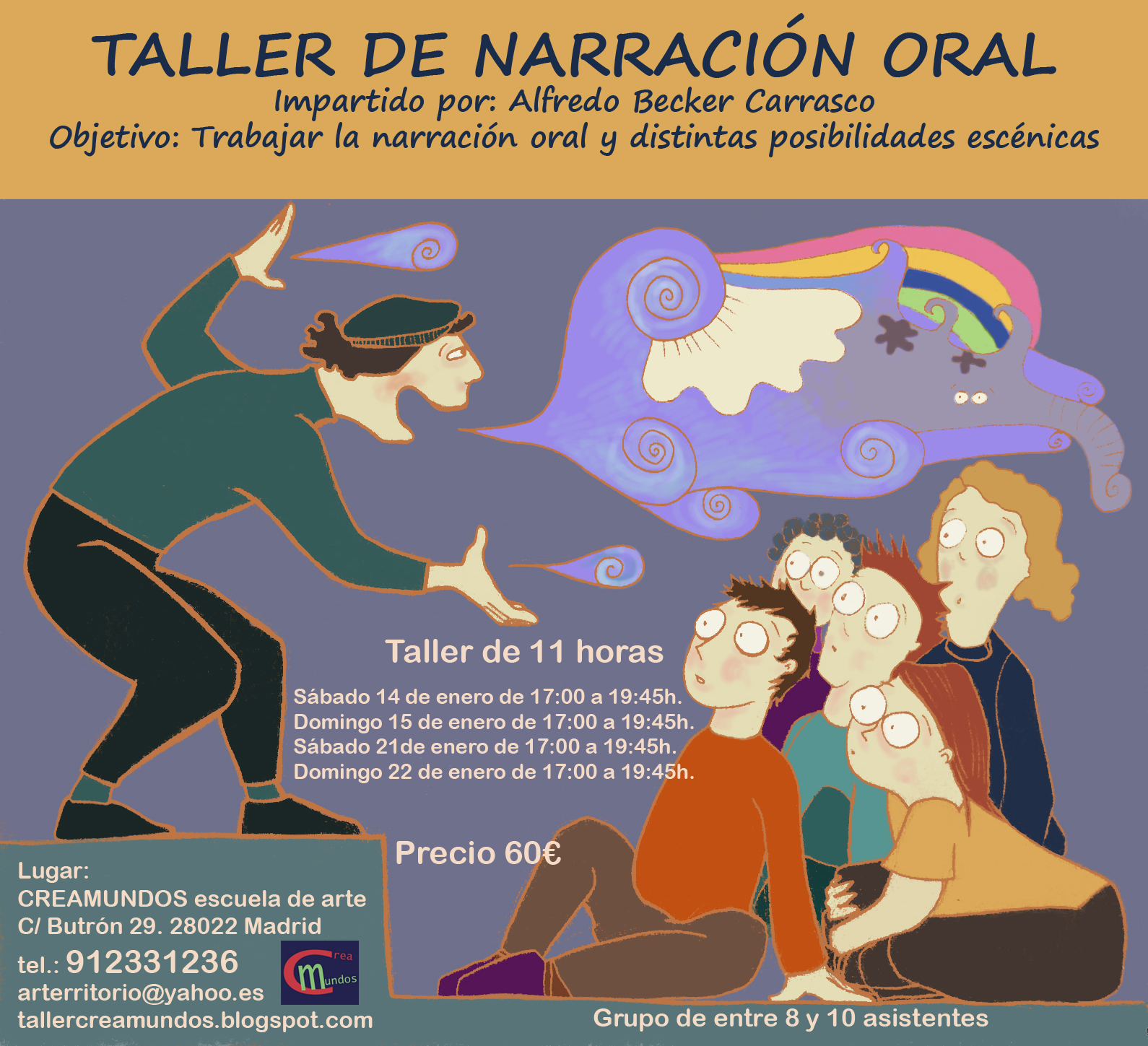 Que Es Narracion Oral 87