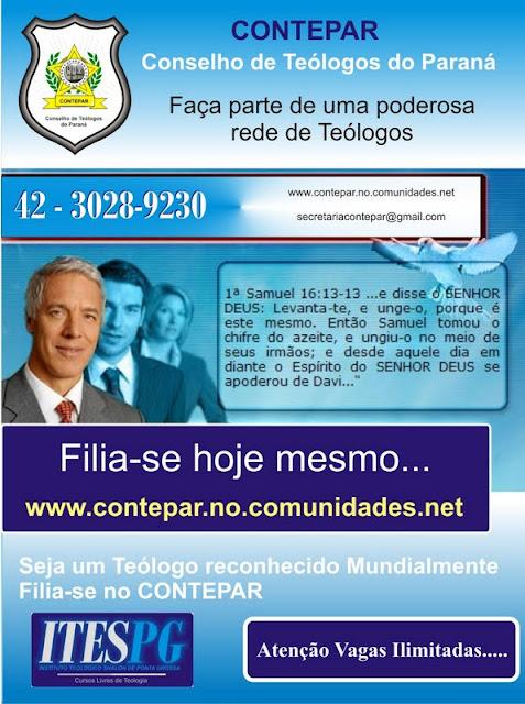 Conselho de teólogos do Paraná