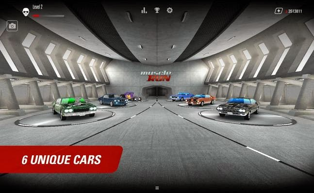 Muscle Run apk download