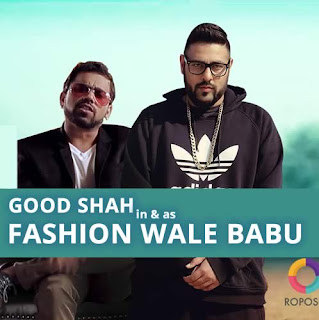 Fashion Wale Babu - Goodshah & BADSHAH