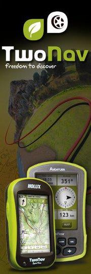 El GPS  de VespaDesert en la Panafrica 2011