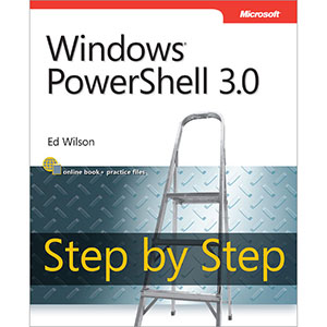 Windows PowerShell 3.0 ebook pdf download