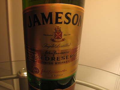 Review: Jameson Gold Reserve Irish Whiskey