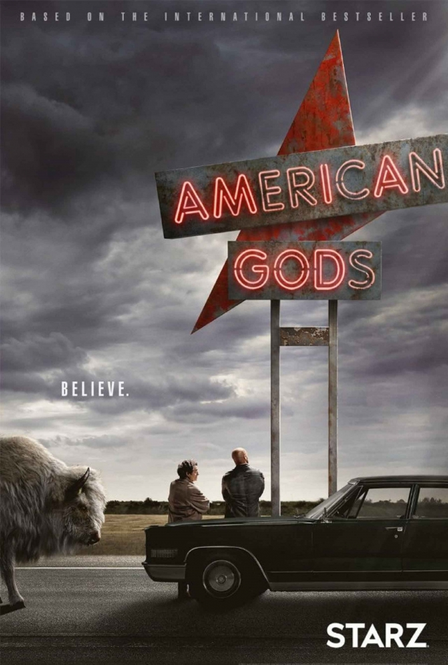 Những Vị Thần Nước Mỹ - American Gods (2017)