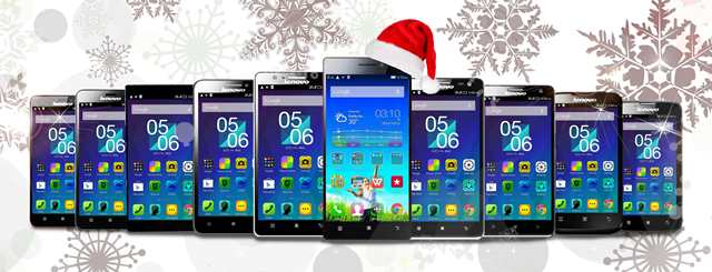 Lenovo Gift Guide for Christmas 2014