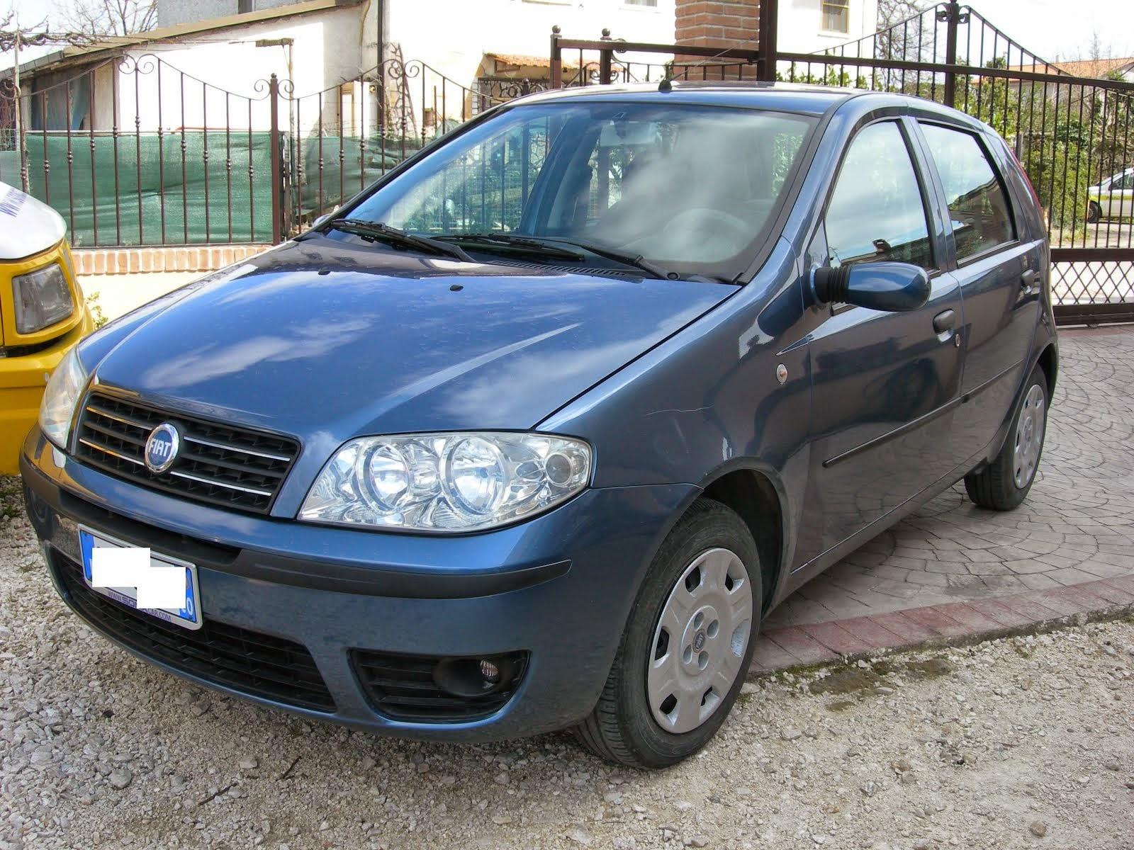 Fiat Punto 1.2 Anno 2004 100.000 km mod.Dinamyc