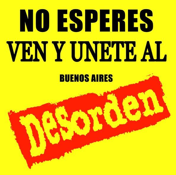 Buenos Aires Desorden